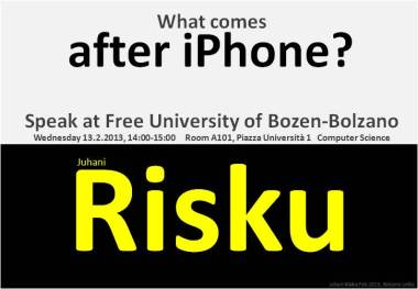 2-Juhani-Risku-architect-designer-speak-What-comes-after-iPhone-Talk_Interest-Machine_UNIBZ-Bolzano